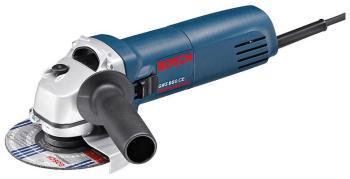 Угловая шлифовальная машина (болгарка) Bosch GWS 850 CE (0.601.378.792) шлифовальная машина bosch pwr 180 ce 06033c4001
