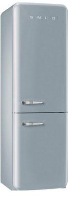 Двухкамерный холодильник Smeg FAB 32 RXN1 двухкамерный холодильник smeg fab 32 lon1