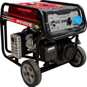 Электрический генератор и электростанция DDE DPG 10551 E стоимость