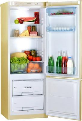 Двухкамерный холодильник Позис RK-102 бежевый двухкамерный холодильник позис rk 101 серебристый металлопласт