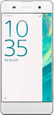 все цены на  Мобильный телефон Sony Xperia XA Graphite White  онлайн