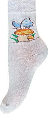 Носочки Брестский чулочный комбинат 14С3081 р.15-16 031 белый пенал для мальчика crbb rt2 031 разноцветный kinder line