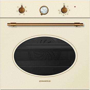Встраиваемый электрический духовой шкаф MAUNFELD MEOFG.676 RIB.TRS встраиваемый электрический духовой шкаф exiteq exo 101