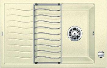 Кухонная мойка BLANCO ELON XL 6 S-F жасмин с клапаном-автоматом