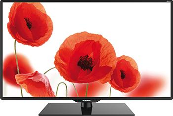 LED телевизор Telefunken TF-LED 39 S6T2S черный