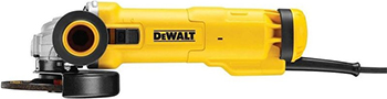 Угловая шлифовальная машина (болгарка) DeWalt DWE 4237 мультитул реноватор dewalt dwe 315 kt
