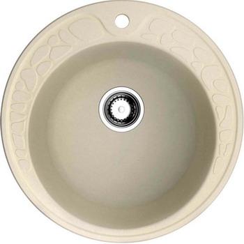 Кухонная мойка OMOIKIRI Tovada 51-BE Artgranit/ваниль (4993363) кухонная мойка omoikiri tovada 51 pa