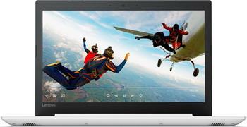 Ноутбук Lenovo IdeaPad 320-15 IAP (80 XR 0024 RK) белый ноутбук lenovo ideapad 320 15abr 2500 мгц