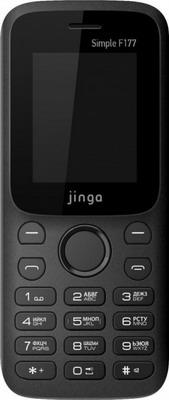 все цены на Мобильный телефон Jinga Simple F 177 черный онлайн