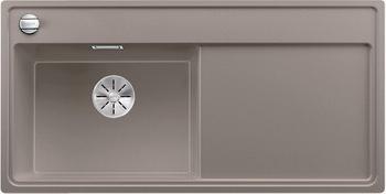 Кухонная мойка BLANCO ZENAR XL 6S (чаша слева) SILGRANIT серый беж с кл.-авт. InFino 523981