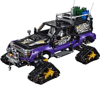 Конструктор Lego Technic Экстремальные приключения 42069-L 8293 конструктор lego technic мотор power functions 10 элементов 8293