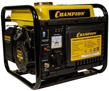 Электрический генератор и электростанция Champion IGG 1200 электрический генератор и электростанция hammer gn 1200 i