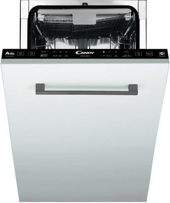 Полновстраиваемая посудомоечная машина Candy CDI 2L 10473-07 посудомоечная машина candy cdp 2l952w