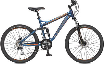Велосипед Stinger 27.5'' Magnum 2.0 18 3'' синий 27 AFD.MAGNUM2.18 BL6 зу magnum mm 18 expert
