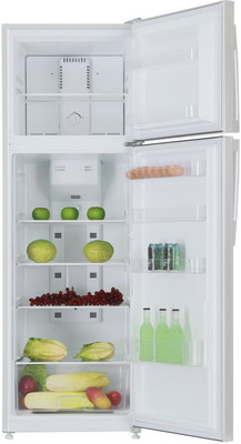 Двухкамерный холодильник Ascoli ADFRW 350 W white цена и фото