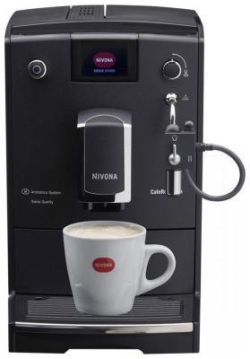 Кофемашина автоматическая Nivona NICR 660 черная кофемашина автоматическая nivona nicr 660 черная