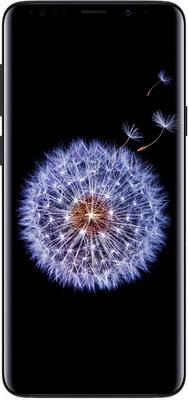 Смартфон Samsung Galaxy S9+ 64 GB SM-G 965 F черный смартфон samsung galaxy s9 64 gb sm g 965 бургунди