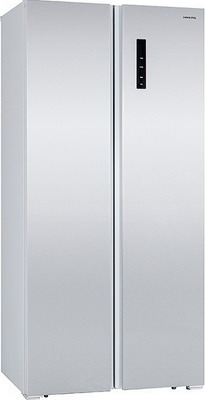 Холодильник Side by Side Hiberg RFS-480 DX NFW цена и фото