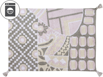Фото - Ковер Lorena Canals Индийский Indian Bag (серый-розовый) 120*160 C-BAG-GP dtbg spring design men s bag messenger bags high quality waterproof shoulder tablet pc sleeve bag