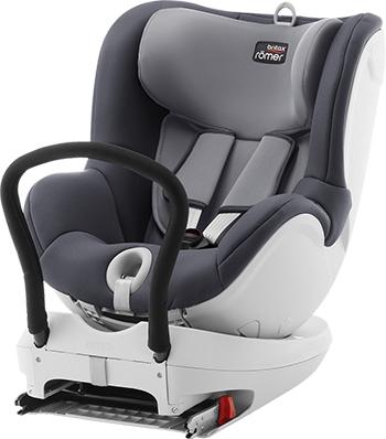 Автокресло Britax Roemer Dualfix Storm Grey Trendline 2000025685 автокресло детское britax roemer kidfix sl storm grey trendline от 15 до 36 кг