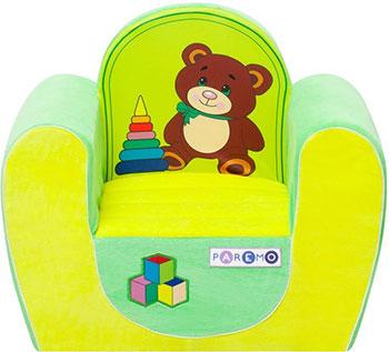 Детское кресло Paremo ''Медвежонок'' PCR 316-03 мягкие кресла paremo детское кресло экшен мореплаватель