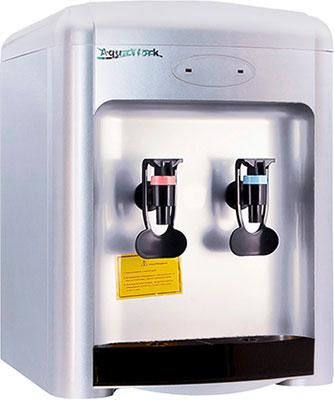 цена Кулер для воды Aqua Work 36 TDN (серебристый)