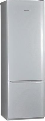 Двухкамерный холодильник Позис RK-103 серебристый