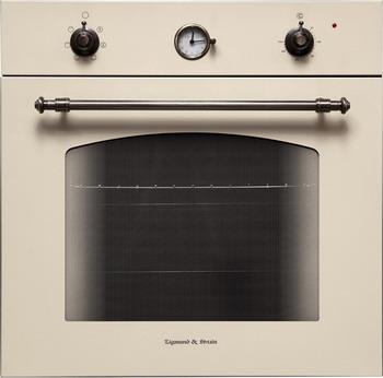 Встраиваемый электрический духовой шкаф Zigmund amp Shtain EN 107.611 X