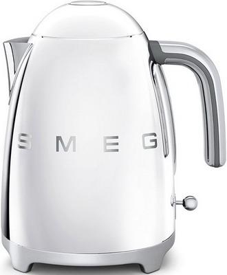 Чайник электрический Smeg KLF 01 SSEU полированная сталь smeg klf02sseu чайник электрический chrome