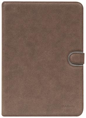 Чехол Defender Velvet 10.1 коричневый 26060