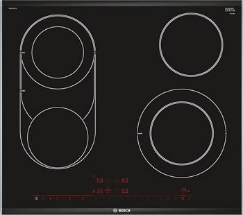 Встраиваемая электрическая варочная панель Bosch PKM 675 DP1D встраиваемая электрическая панель bosch pxv851fc1e