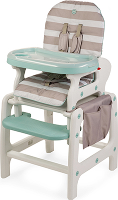 Стульчик для кормления Happy Baby Oliver V2 BEIGE