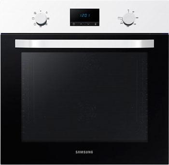 Встраиваемый электрический духовой шкаф Samsung NV 70 K 1340 BW/WT электрический духовой шкаф samsung nv75k5571rs wt