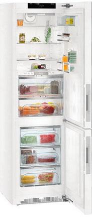 Двухкамерный холодильник Liebherr CBNPgw 4855 двухкамерный холодильник liebherr cnp 4758