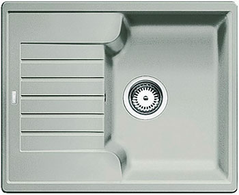 Кухонная мойка BLANCO ZIA 40 S SILGRANIT жемчужный мойка zia 40 s coffee 516927 blanco