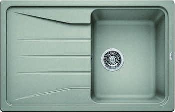 Кухонная мойка BLANCO SONA 45 S SILGRANIT жемчужный мойка blanco classik 9e silgranit 521342 шампань