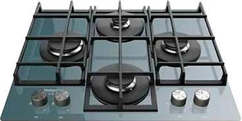Встраиваемая газовая варочная панель Hotpoint-Ariston TQG 641 /HA(ICE) газовая варочная панель hotpoint ariston tqg 641 ha ice