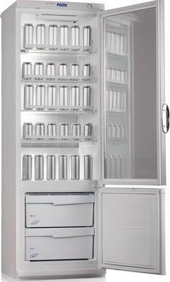 Холодильная витрина Позис RK-254 белый позис rk 102 рубиновы