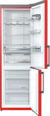 Двухкамерный холодильник Gorenje NRK 6192 MRD gorenje nrk 6192 mr