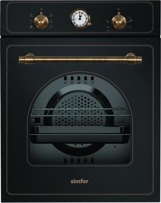 Встраиваемый электрический духовой шкаф Simfer B4EL 76011 женские сапоги old beijing cloth shoes 76011 14 35 42
