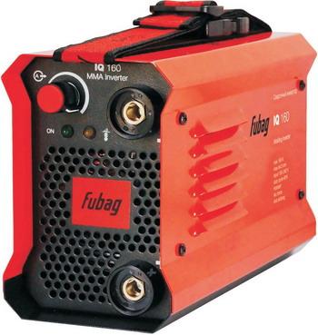 Сварочный аппарат FUBAG IQ 160 инвертор сварочный fubag intig 200 dc pulse
