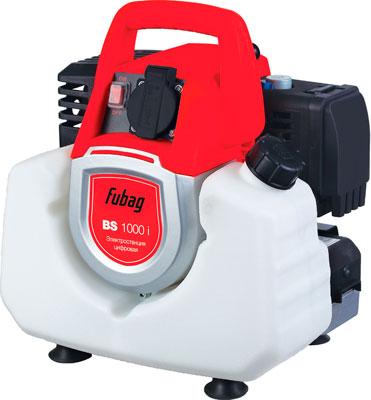 Электрический генератор и электростанция FUBAG BS 1000 i бензиновый генератор fubag ti 1000