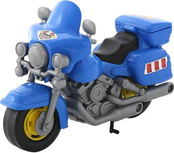 Мотоцикл Полесье полицейский Харлей