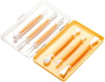 Инструменты для украшения Tescoma DELICIA DECO 6 шт. 632912 tescoma delicia