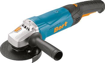 Угловая шлифовальная машина (болгарка) Bort BWS-1200 U-SR 98298802 drill mixer bort bpm 1200