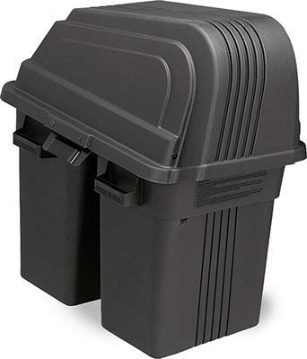 Травосборник Husqvarna 2-х секционный (для моделей без травосборника в к-те и декой 38'' / 97см HVA и McC) 9607100-01