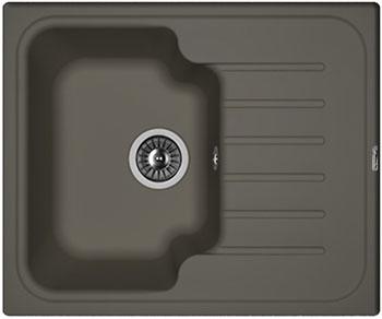 Кухонная мойка Florentina Таис 615 615х510 антрацит FSm zumman fsm 881