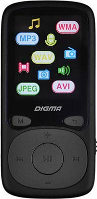 цена на MP3 плеер Digma B3 8Gb черный
