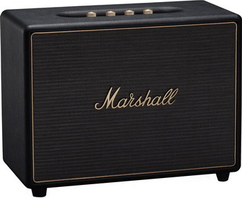 Акустика 2.1 Marshall Woburn Multi-Room Black портативная акустика marshall woburn black