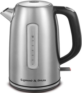 Чайник электрический Zigmund amp Shtain KE-719 У1-00163845 чайник электрический zigmund amp shtain ke 711 у1 00129067